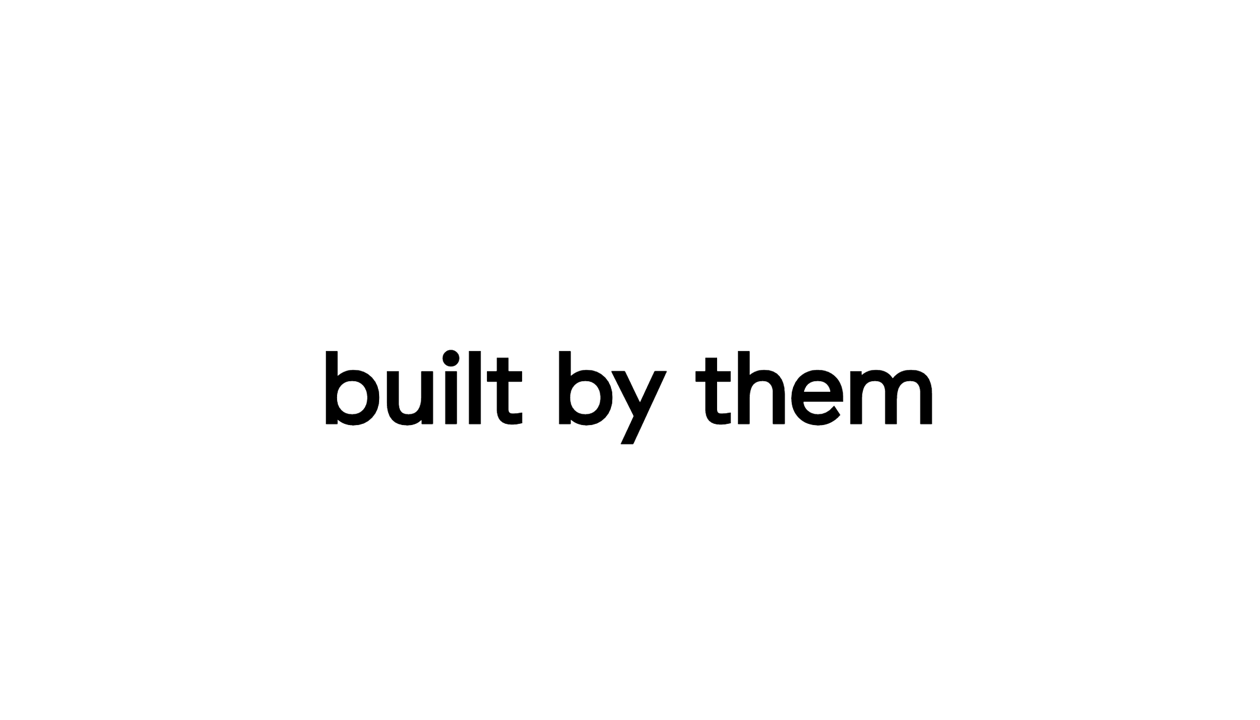 Built By Them